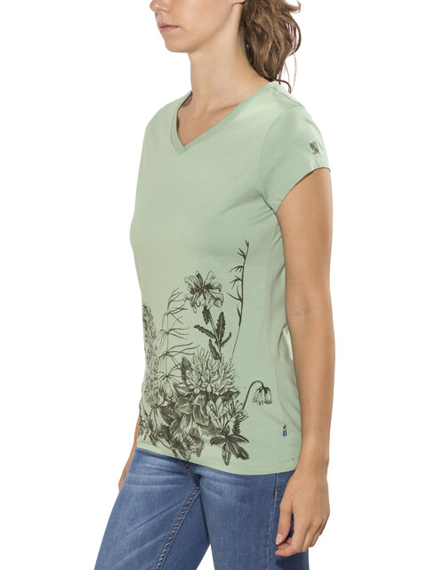 Fjällräven Meadow T-Shirt Women ocean mist